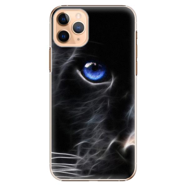 Plastové pouzdro iSaprio - Black Puma - iPhone 11 Pro Max