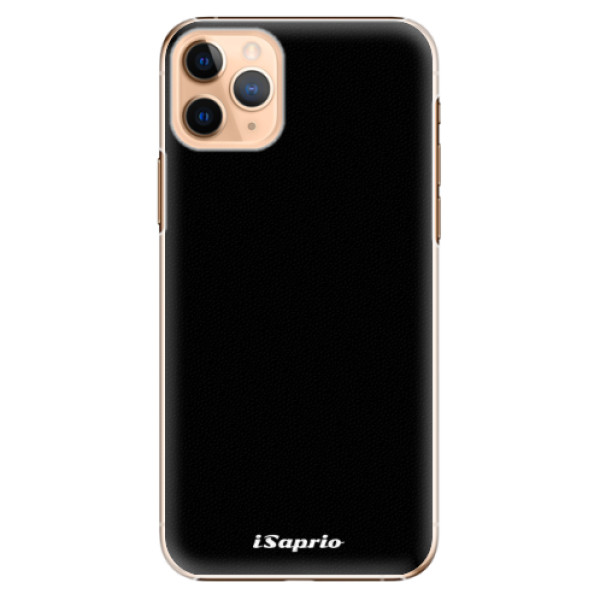 Plastové pouzdro iSaprio - 4Pure - černý - iPhone 11 Pro Max