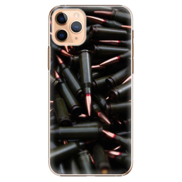 Plastové pouzdro iSaprio - Black Bullet - iPhone 11 Pro Max