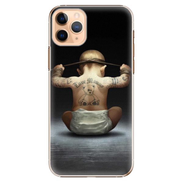 Plastové pouzdro iSaprio - Crazy Baby - iPhone 11 Pro Max