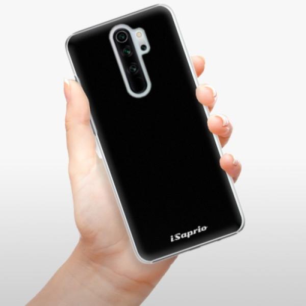 Plastové pouzdro iSaprio - 4Pure - černý - Xiaomi Redmi Note 8 Pro