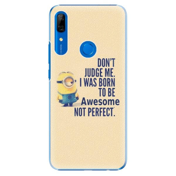Plastové pouzdro iSaprio - Be Awesome - Huawei P Smart Z