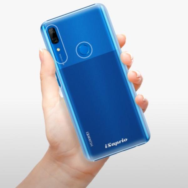 Plastové pouzdro iSaprio - 4Pure - mléčný bez potisku - Huawei P Smart Z