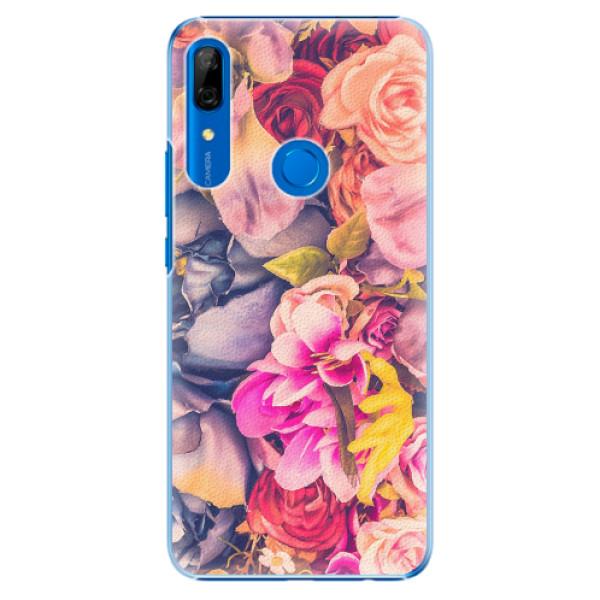Plastové pouzdro iSaprio - Beauty Flowers - Huawei P Smart Z