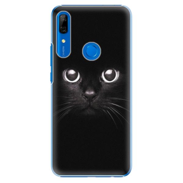 Plastové pouzdro iSaprio - Black Cat - Huawei P Smart Z