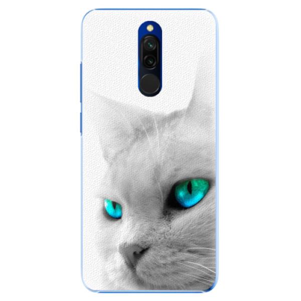 Plastové pouzdro iSaprio - Cats Eyes - Xiaomi Redmi 8