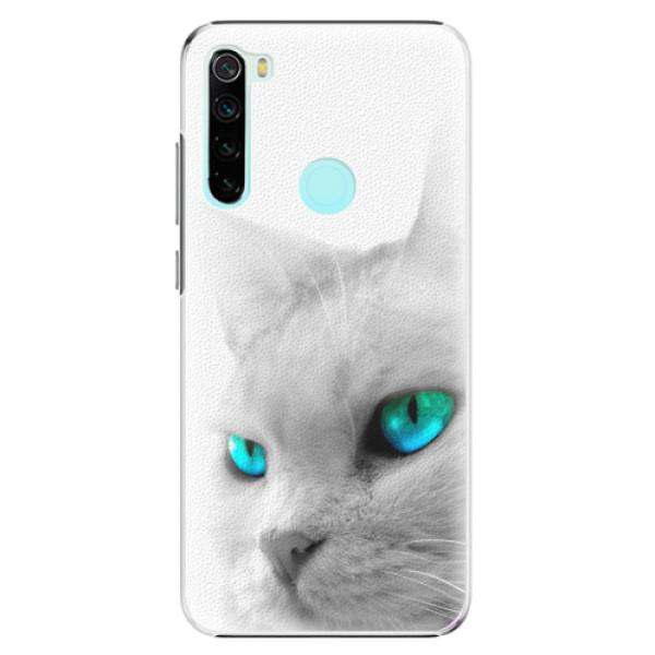 Plastové pouzdro iSaprio - Cats Eyes - Xiaomi Redmi Note 8