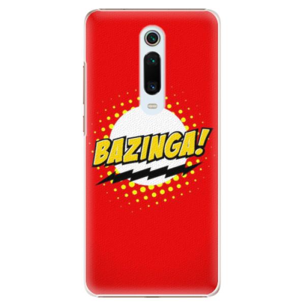 Plastové pouzdro iSaprio - Bazinga 01 - Xiaomi Mi 9T Pro