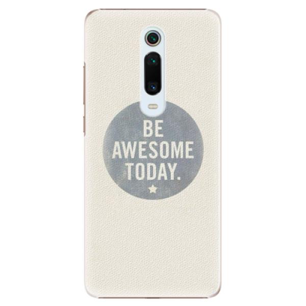 Plastové pouzdro iSaprio - Awesome 02 - Xiaomi Mi 9T Pro