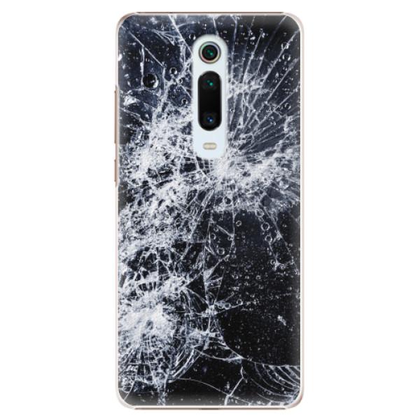 Plastové pouzdro iSaprio - Cracked - Xiaomi Mi 9T Pro