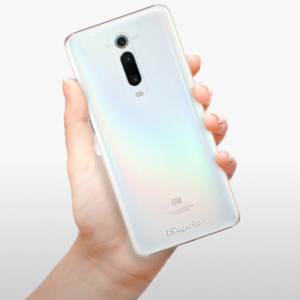 Plastové pouzdro iSaprio - 4Pure - mléčný bez potisku - Xiaomi Mi 9T Pro