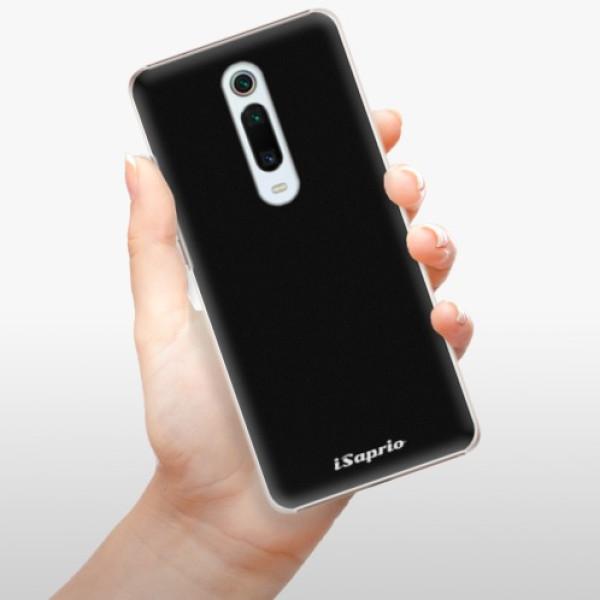 Plastové pouzdro iSaprio - 4Pure - černý - Xiaomi Mi 9T Pro
