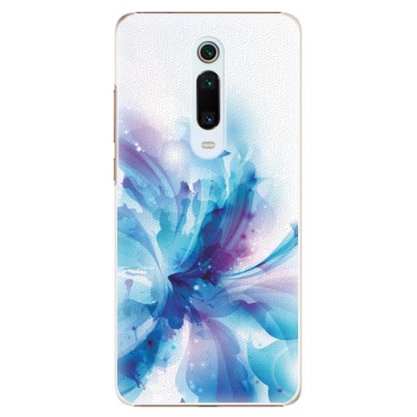Plastové pouzdro iSaprio - Abstract Flower - Xiaomi Mi 9T Pro