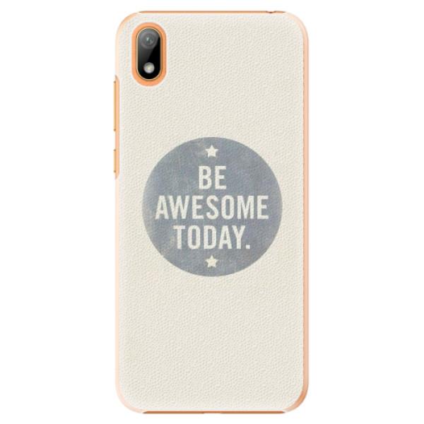 Plastové pouzdro iSaprio - Awesome 02 - Huawei Y5 2019