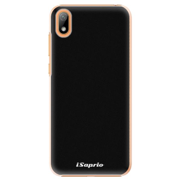 Plastové pouzdro iSaprio - 4Pure - černý - Huawei Y5 2019
