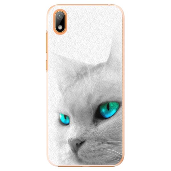 Plastové pouzdro iSaprio - Cats Eyes - Huawei Y5 2019