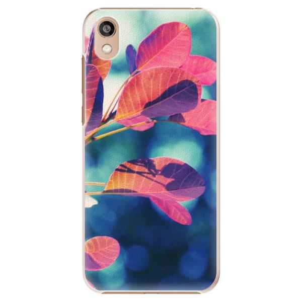 Plastové pouzdro iSaprio - Autumn 01 - Huawei Honor 8S