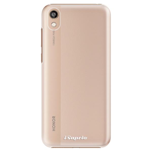 Plastové pouzdro iSaprio - 4Pure - mléčný bez potisku - Huawei Honor 8S
