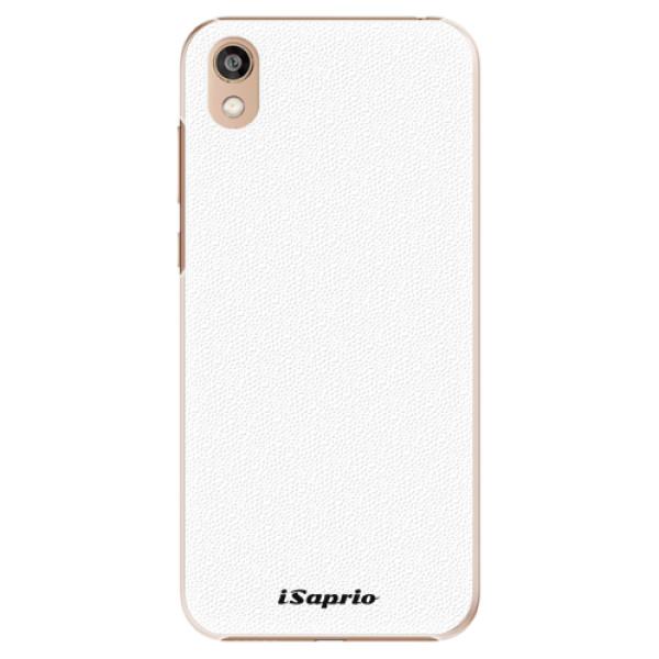 Plastové pouzdro iSaprio - 4Pure - bílý - Huawei Honor 8S