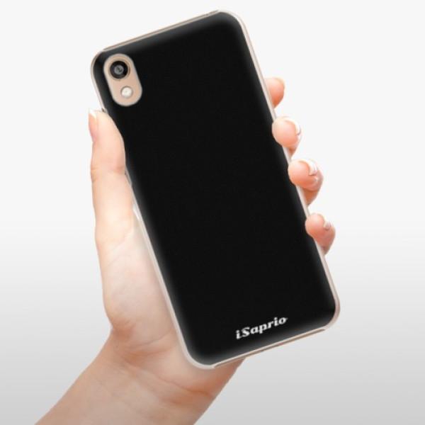 Plastové pouzdro iSaprio - 4Pure - černý - Huawei Honor 8S