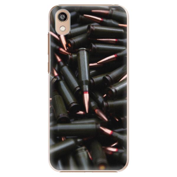 Plastové pouzdro iSaprio - Black Bullet - Huawei Honor 8S
