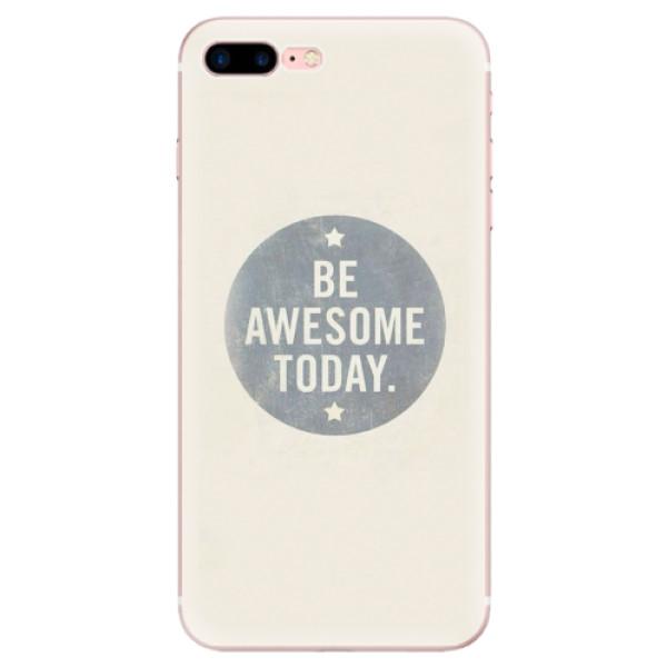 Odolné silikonové pouzdro iSaprio - Awesome 02 - iPhone 7 Plus