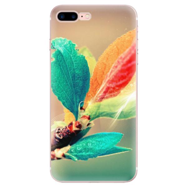 Odolné silikonové pouzdro iSaprio - Autumn 02 - iPhone 7 Plus