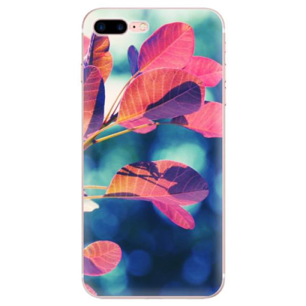 Odolné silikonové pouzdro iSaprio - Autumn 01 - iPhone 7 Plus