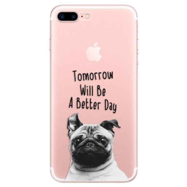 Odolné silikonové pouzdro iSaprio - Better Day 01 - iPhone 7 Plus