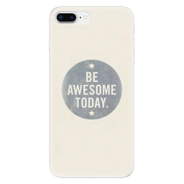 Odolné silikonové pouzdro iSaprio - Awesome 02 - iPhone 8 Plus