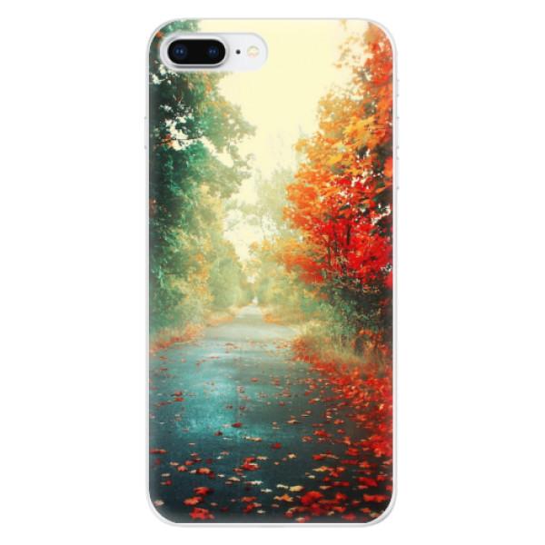 Odolné silikonové pouzdro iSaprio - Autumn 03 - iPhone 8 Plus