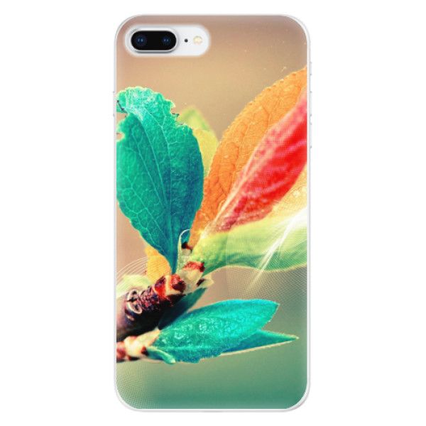 Odolné silikonové pouzdro iSaprio - Autumn 02 - iPhone 8 Plus
