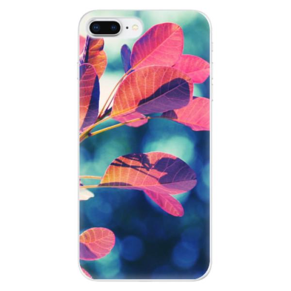 Odolné silikonové pouzdro iSaprio - Autumn 01 - iPhone 8 Plus