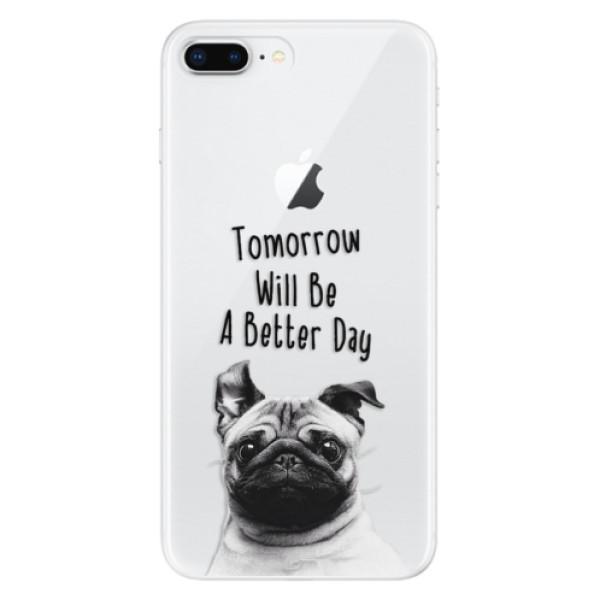 Odolné silikonové pouzdro iSaprio - Better Day 01 - iPhone 8 Plus