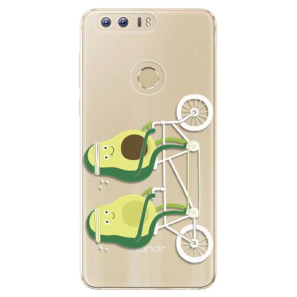 Odolné silikonové pouzdro iSaprio - Avocado - Huawei Honor 8
