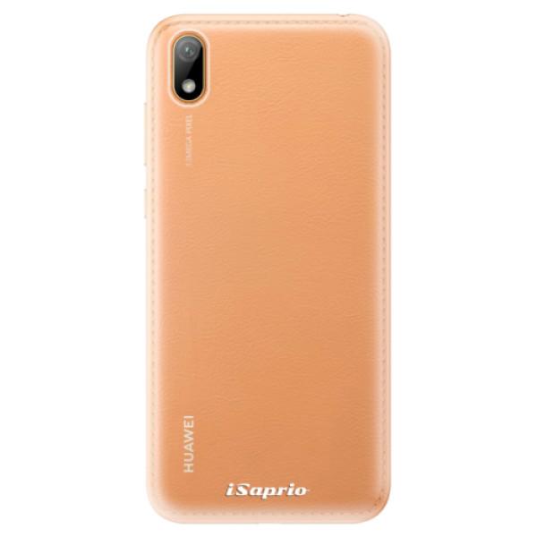 Odolné silikonové pouzdro iSaprio - 4Pure - mléčný bez potisku - Huawei Y5 2019