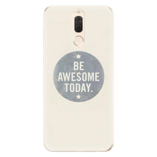 Odolné silikonové pouzdro iSaprio - Awesome 02 - Huawei Mate 10 Lite