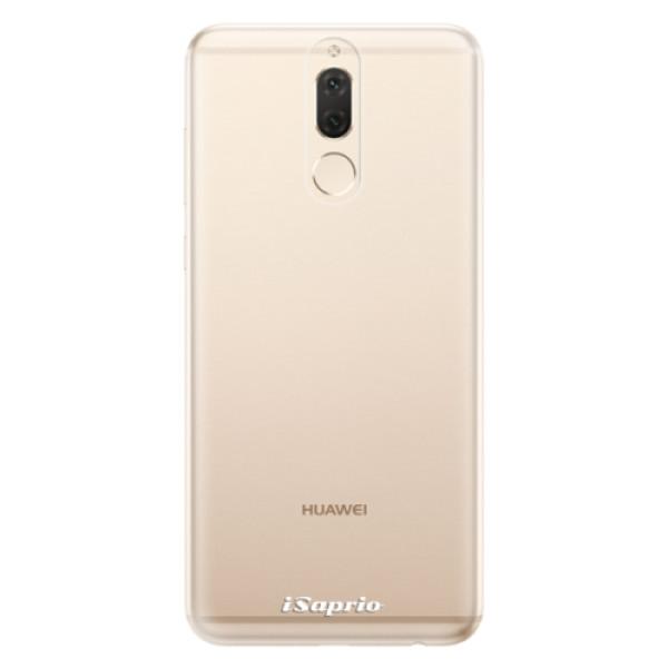 Odolné silikonové pouzdro iSaprio - 4Pure - mléčný bez potisku - Huawei Mate 10 Lite