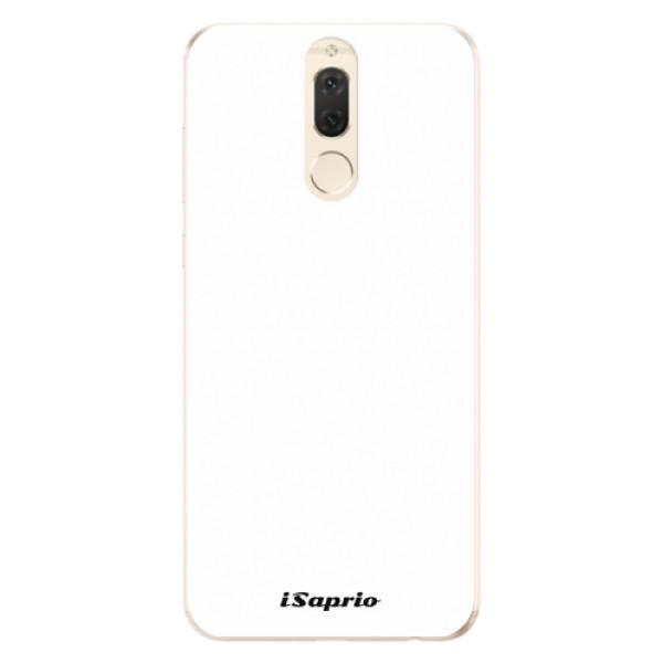 Odolné silikonové pouzdro iSaprio - 4Pure - bílý - Huawei Mate 10 Lite