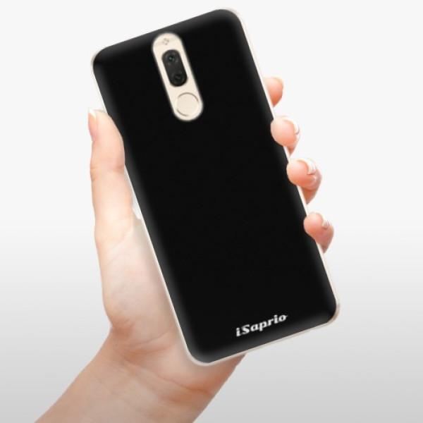 Odolné silikonové pouzdro iSaprio - 4Pure - černý - Huawei Mate 10 Lite