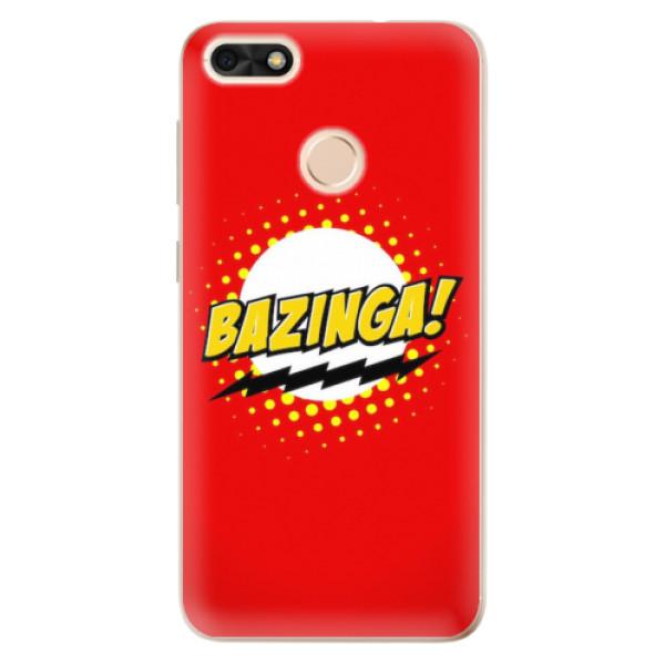 Odolné silikonové pouzdro iSaprio - Bazinga 01 - Huawei P9 Lite Mini