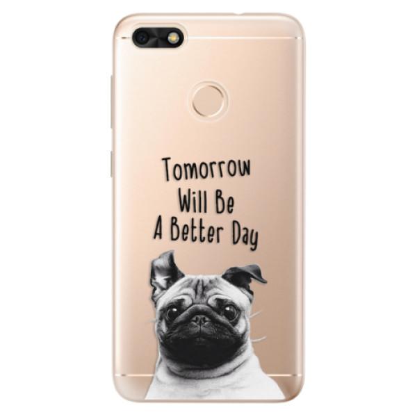 Odolné silikonové pouzdro iSaprio - Better Day 01 - Huawei P9 Lite Mini