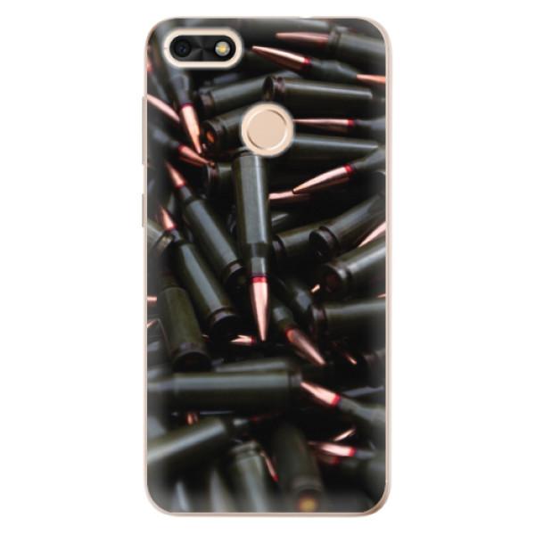 Odolné silikonové pouzdro iSaprio - Black Bullet - Huawei P9 Lite Mini