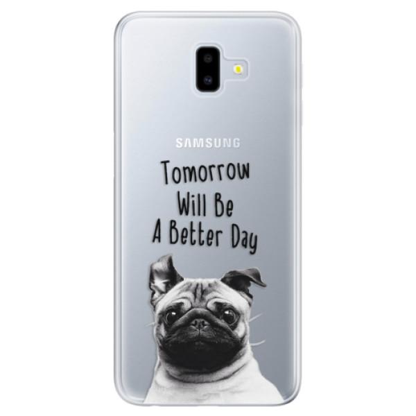 Odolné silikonové pouzdro iSaprio - Better Day 01 - Samsung Galaxy J6+