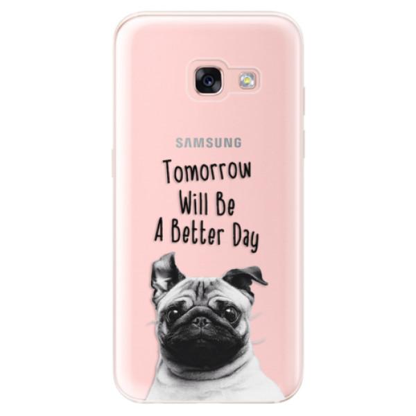 Odolné silikonové pouzdro iSaprio - Better Day 01 - Samsung Galaxy A3 2017