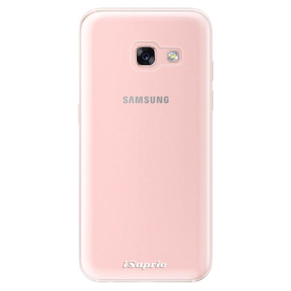 Odolné silikonové pouzdro iSaprio - 4Pure - mléčný bez potisku - Samsung Galaxy A3 2017
