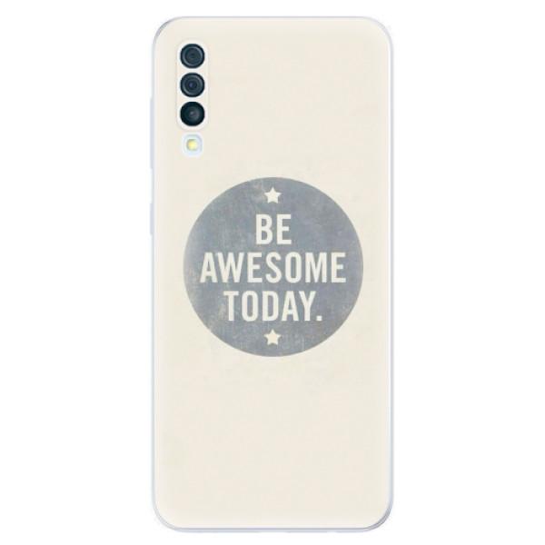 Odolné silikonové pouzdro iSaprio - Awesome 02 - Samsung Galaxy A50