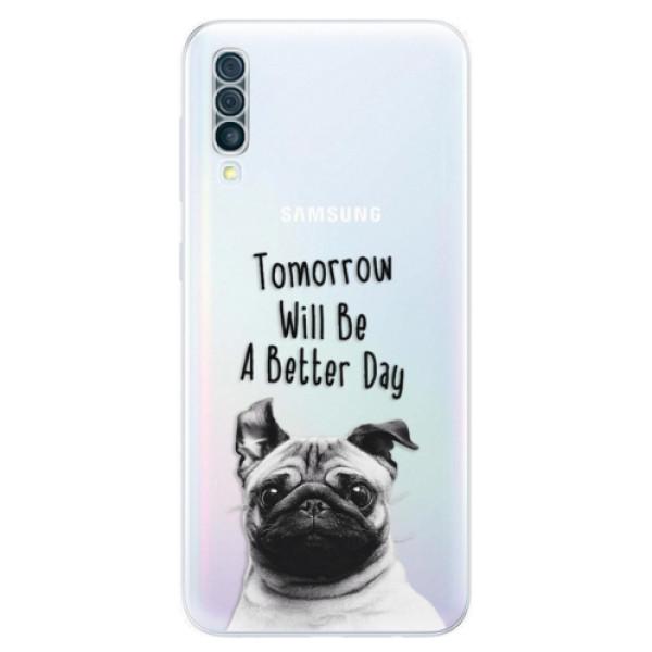 Odolné silikonové pouzdro iSaprio - Better Day 01 - Samsung Galaxy A50