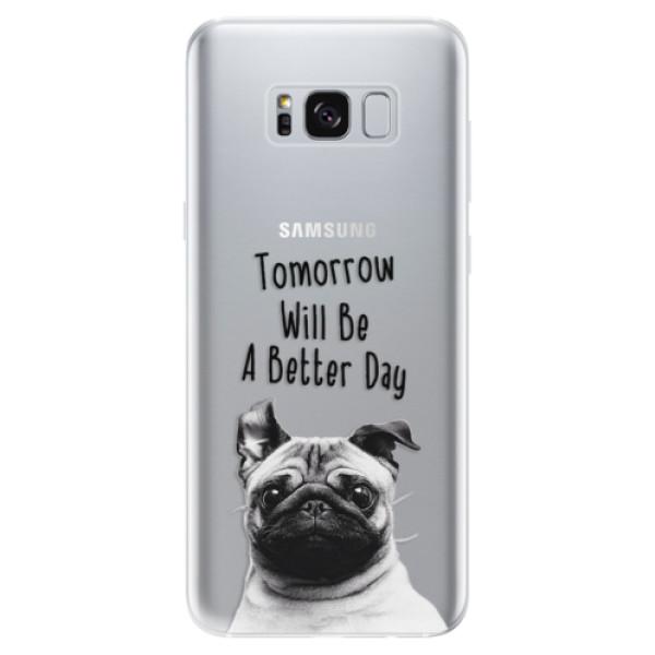 Odolné silikonové pouzdro iSaprio - Better Day 01 - Samsung Galaxy S8