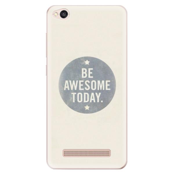 Odolné silikonové pouzdro iSaprio - Awesome 02 - Xiaomi Redmi 4A